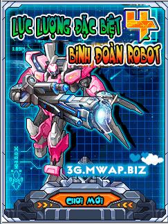 [Game Việt hóa 100%] Lực lượng đặc biệt 4: binh đoàn robot - Crack Full